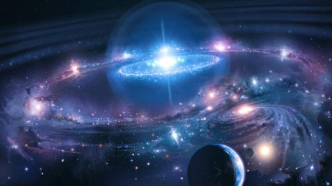 Статусы про космос